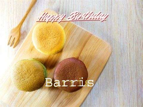 Happy Birthday Barris