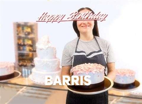 Barris Birthday Celebration