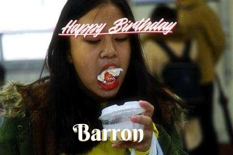 Wish Barron