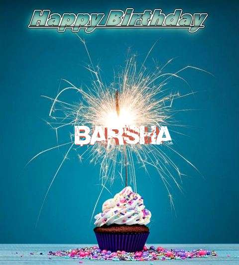 Happy Birthday Wishes for Barsha