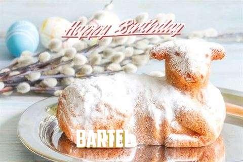Happy Birthday to You Bartel