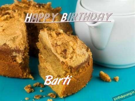 Barti Cakes