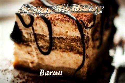 Barun Birthday Celebration