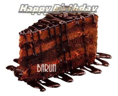 Happy Birthday to You Barun