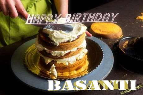 Happy Birthday to You Basanti