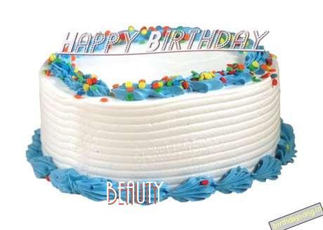 Happy Birthday Beauty