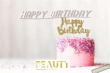 Happy Birthday to You Beauty