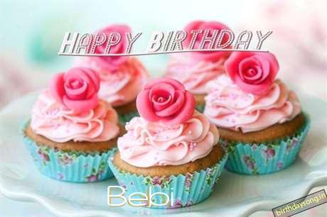 Birthday Images for Bebi