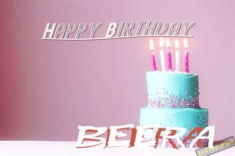 Happy Birthday Cake for Beera