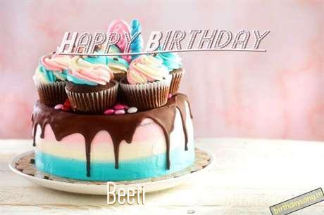 Happy Birthday Beeti