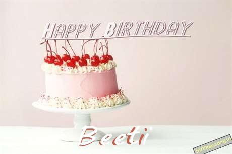 Happy Birthday to You Beeti