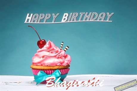 Happy Birthday to You Bhagirathi