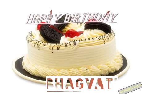 Happy Birthday Cake for Bhagvati