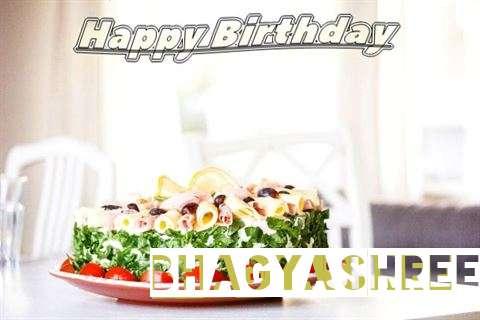 Happy Birthday to You Bhagyashree