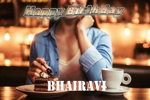 Happy Birthday Cake for Bhairavi