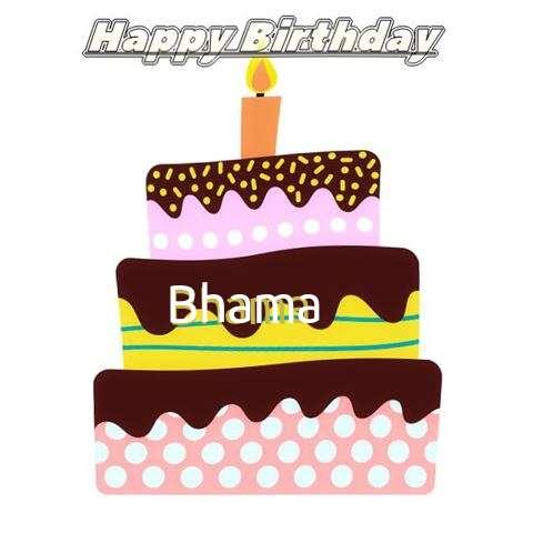 Bhama Birthday Celebration