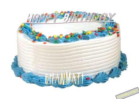 Happy Birthday Bhanmati