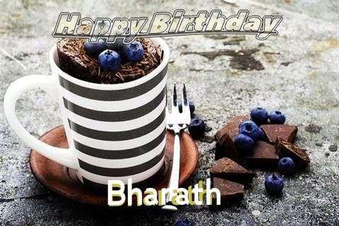 Happy Birthday Bharath Cake Image
