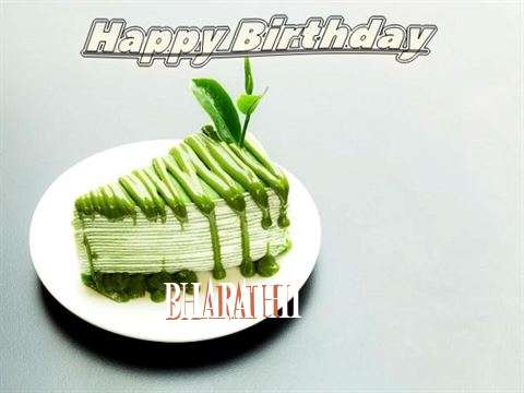 Happy Birthday Bharathi