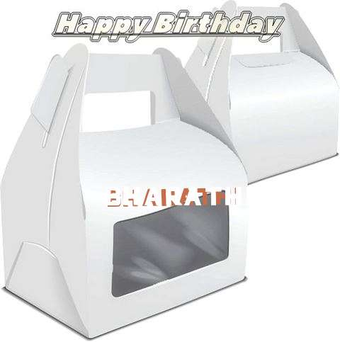 Happy Birthday Wishes for Bharathi
