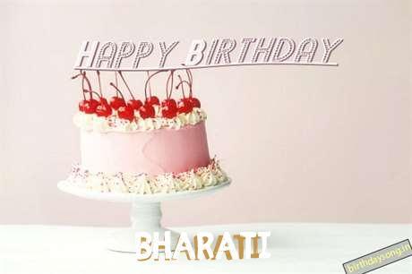 Happy Birthday to You Bharati