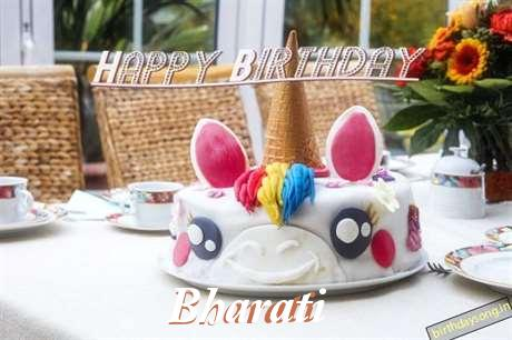 Happy Birthday Cake for Bharati