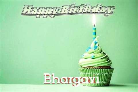 Happy Birthday Wishes for Bhargavi
