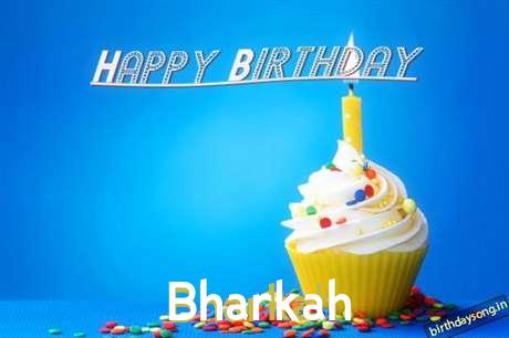 Bharkah Cakes