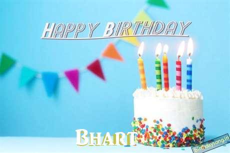Bhart Cakes