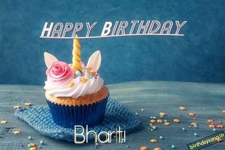 Happy Birthday Bharti