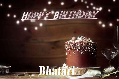 Happy Birthday Cake for Bhatari