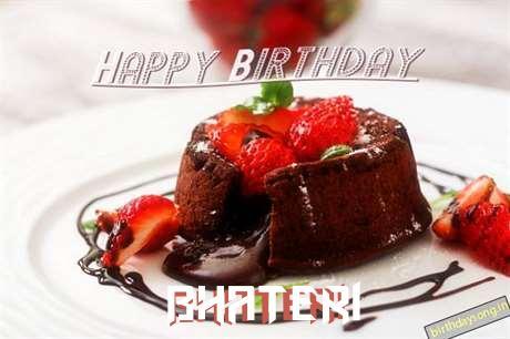 Happy Birthday Bhateri