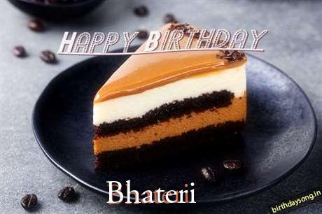 Bhateri Cakes