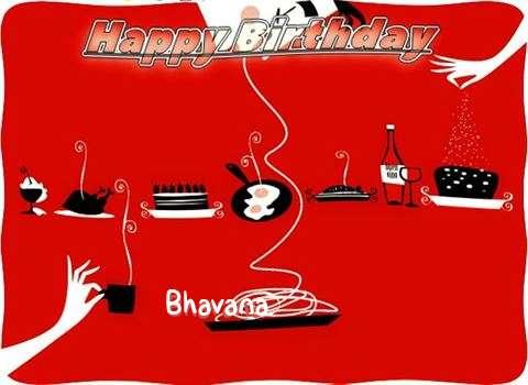 Happy Birthday Wishes for Bhavana