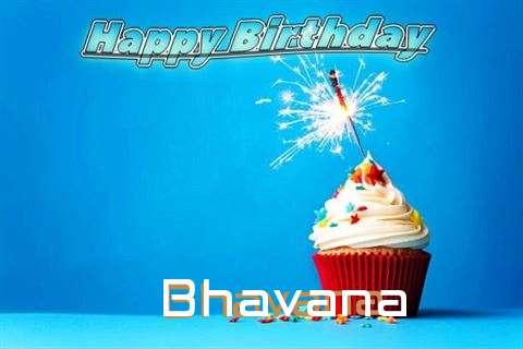 Happy Birthday to You Bhavana