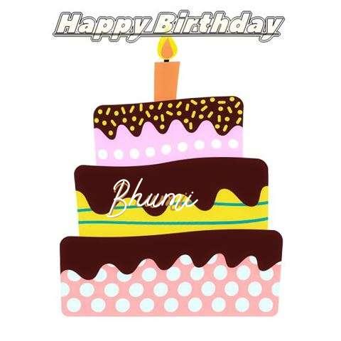 Bhumi Birthday Celebration