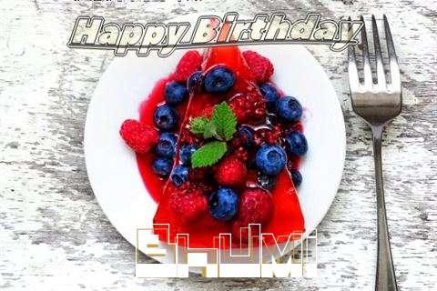 Happy Birthday Cake for Bhumi