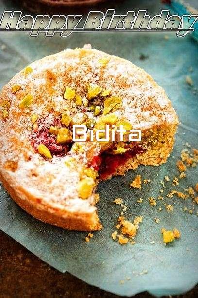 Happy Birthday Bidita