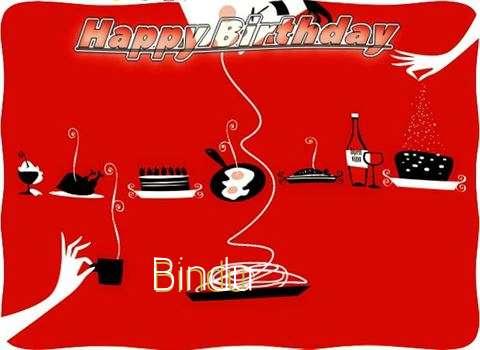 Happy Birthday Wishes for Bindu