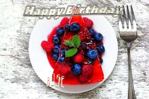 Happy Birthday Cake for Bose