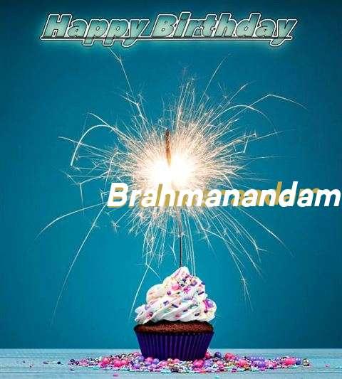 Happy Birthday Wishes for Brahmanandam