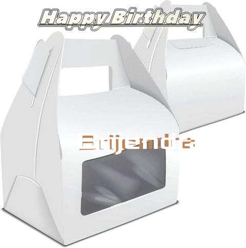 Happy Birthday Wishes for Brijendra