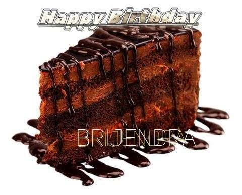 Happy Birthday to You Brijendra
