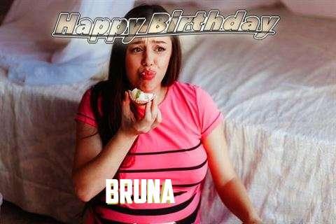 Happy Birthday to You Bruna