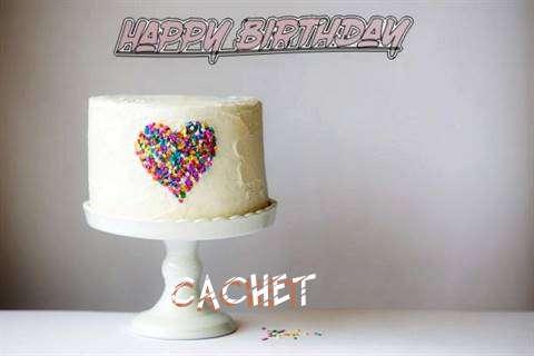 Cachet Cakes