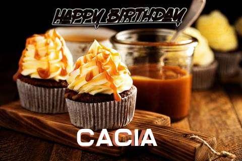 Cacia Birthday Celebration