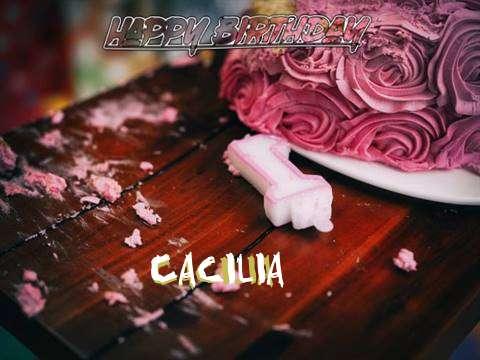Cacilia Birthday Celebration