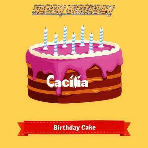 Wish Cacilia