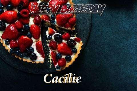 Cacilie Birthday Celebration
