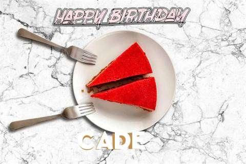 Happy Birthday Cade
